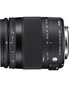 Sigma 18-200mm F3.5-6.3 DC MACRO OS HSM (C) Canon