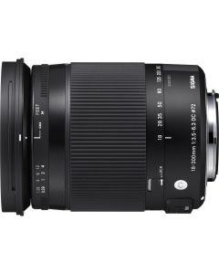 Sigma 18-300mm F3.5-6.3 DC Macro OS HSM (C)Canon