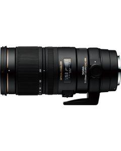 Sigma 70-200mm F2.8 EX DG OS HSM Canon AF