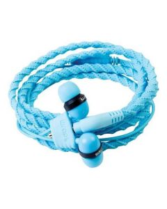 Wraps Classic Cloth Wrap in Ear Headphone Blue with