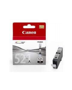 Canon CLI-521BK Black/Zwart