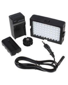 Falcon Eyes LED Lamp Set DV-60 incl. Accu