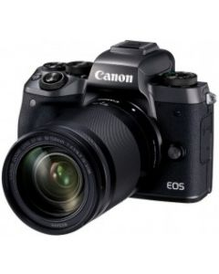 Canon EOS M5 + EF-M 18-150 IS STM + Adapter