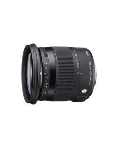 Sigma 17-70/2.8-4 DC MACRO OS HSM (C) Nikon