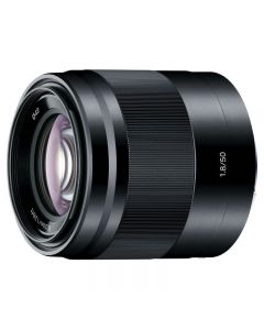 Sony SEL 50mm/F1.8 Black