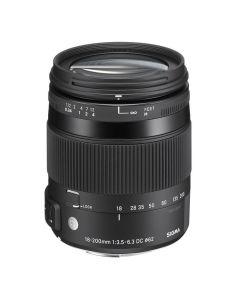 Sigma 18-200mm F3.5-6.3 DC MACRO OS HSM (C) Nikon