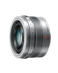 Panasonic H-X015E-S Leica 15mm/f1.7 Silver