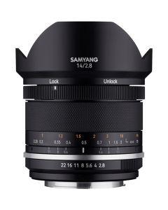 Samyang 14mm F2.8 MK2 Sony FE