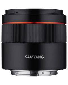 Samyang 45mm F1.8 AF Sony FE