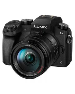 Panasonic DMC-G7HEG-K Body + 14-140mm/f3.5-5.6 Black