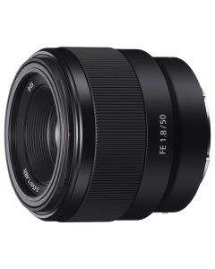 Sony SEL 50mm F1.8 FF E-mount