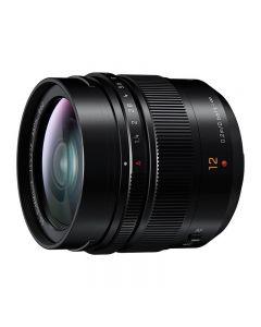 Panasonic H-X012E Leica 12mm/f1.4 Black
