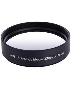 Marumi Macro Achro 330 + 3 Filter DHG 58mm