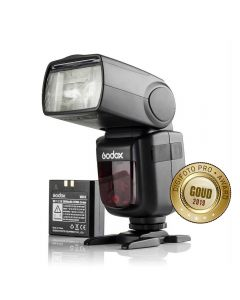 Godox Speedlite V860II Oly/Pan Kit