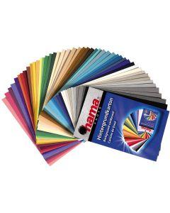 Hama Stalenboekje achtergrondenalle kleuren