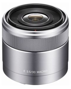 Sony SEL 30mm/F3.5 Macro NEX