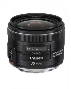 Canon EF 28mm/F2.8 IS USM N