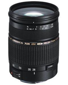 Tamron SP AF 28-75mm/F2.8 XR Di LD Asf. IF Macro Sony