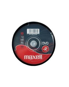 Maxell DVD-R spindle 25 stuks
