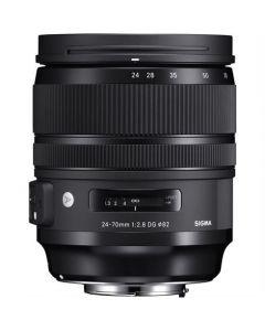 Sigma 24-70mm 2.8 DG OS HSM Canon