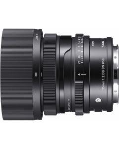 Sigma 35mm F2 DG DN Contemporary L-mount