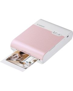 Canon Compact printer selphy square QX10 Pink