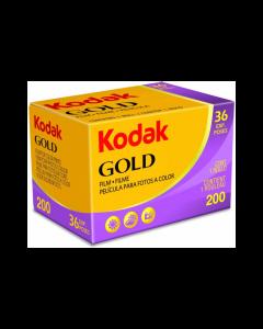 Kodak Gold 200 ISO 135-36