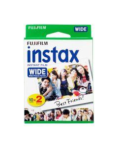 Fuji Instax Wide ColorFilm Glossy 10X2 pak