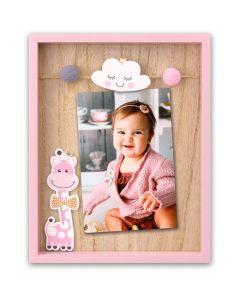 Zep Fotolijst VG446P Ryan Pink 10x15 cm