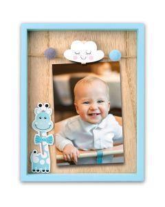 Zep Fotolijst VG546B Ryan Blue 10x15 cm
