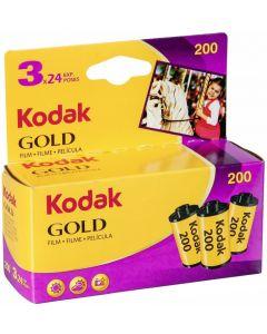 Kodak Gold 200 ISO 135-24 3pak