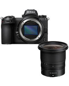 Nikon Z6 +14-30mm f4