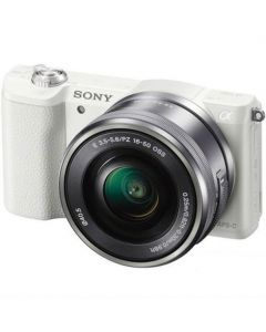 Sony A5100 + 16-50mm wit