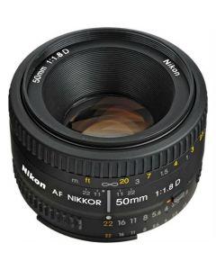 Nikon AF 50mm D F/1.8
