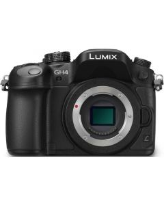 Panasonic DMC-GH4RE-K Body Black