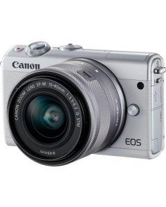 Canon EOS M100 + 15-45 white