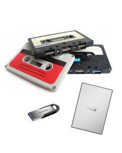 Digitaliseren casette 1st. naar USB