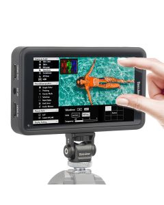 DESVIEW R5 5.5 inch on camera monitor touch screen