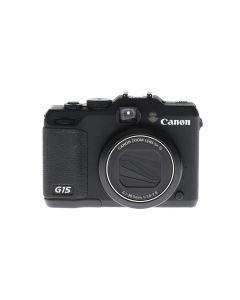 Occasion: Canon Powershot G15