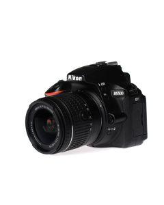 Occasion: Nikon D5500 + AF-P DX 18-55mm f/3.5-5.6G VR