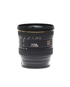 Occasion: Sigma 10-20mm DC EX voor Sony