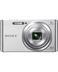 Sony DSC-W830S zilver