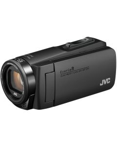 JVC GZ-R495BEU Black w/ tas + SD card