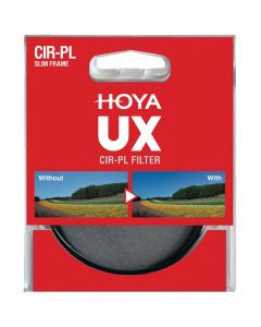 Hoya 62.0MM UX CIR-PL (PHL)