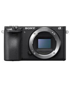 Sony A6500B body zwart