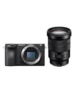 Sony A6500B body + SEL 18-105G