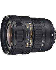 Nikon AF-S 18-35mm/F3.5-4.5G ED