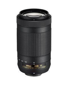 Nikon AF-P DX 70-300mm/F4.5-6.3 ED VR