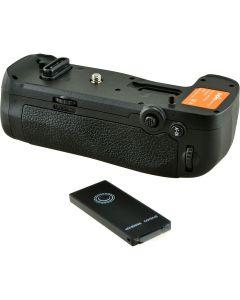 Jupio Batterygrip for Nikon D850 (MB-D18) + 2.4 Ghz Wireless