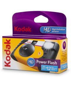 Kodak HD Powerflash 27+12 opn. eenmalig gebruik camera